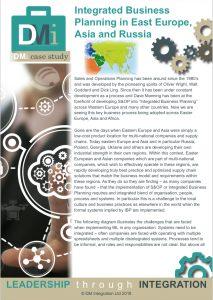 IBP East Europe Asia & Russia
