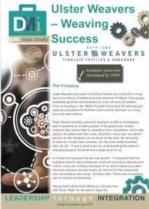 DMi Ulster Weavers Case Study