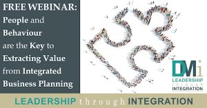 FREE DMi - Webinar: People and Behaviour are the Key to Extracting Value from IBP @ Online