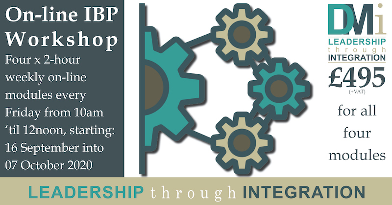 On Line IBP Workshop September 2020