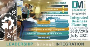 DMi - x 2 day Integrated Business Planning @ Lower Hall
